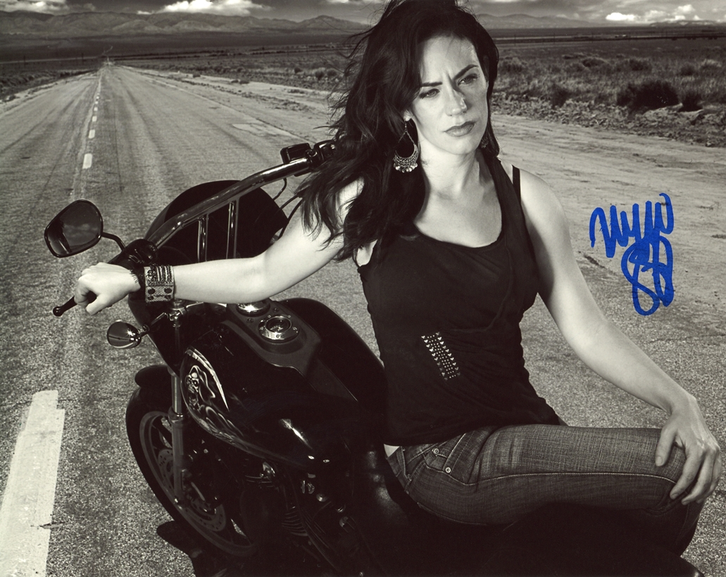 Maggie Siff Signed Photo