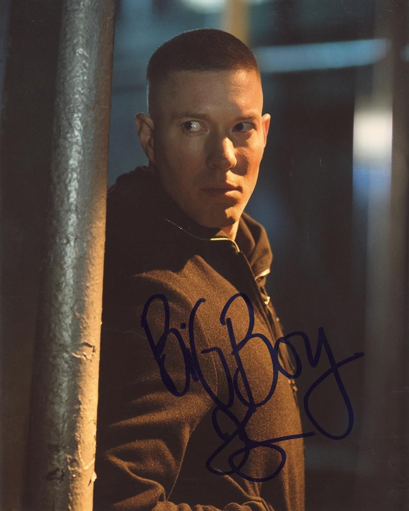 Joseph Sikora Signed Photo
