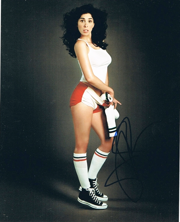 Sarah Silverman Signed Photo