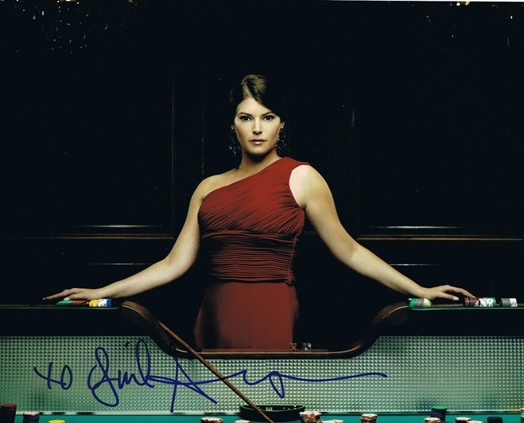 Gail Simmons Signed Photo