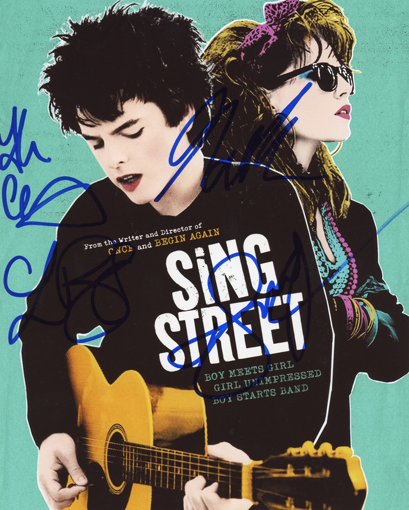 Sing Street Signed Photo