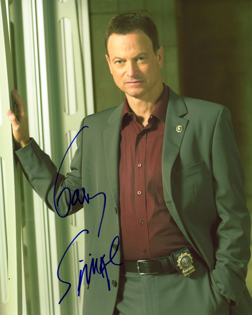 Gary Sinise Signed Photo