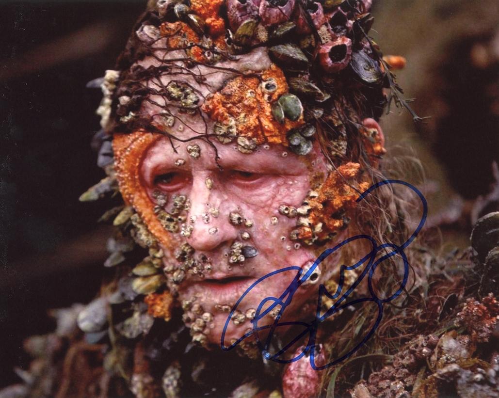 Stellan Skarsgard Signed Photo