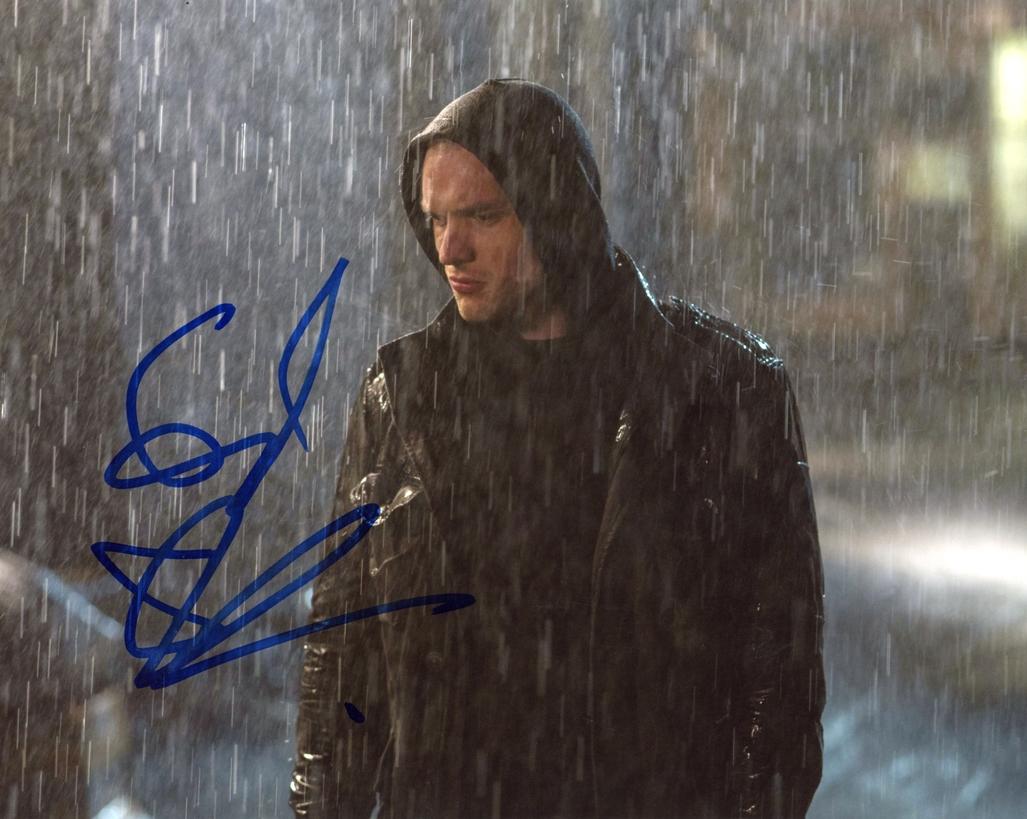 Ed Skrein Signed Photo