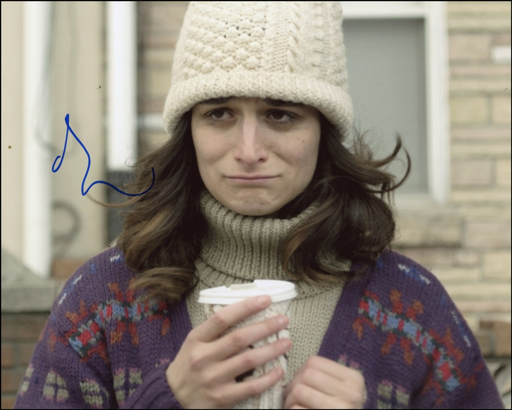 Jenny Slate Signed Photo