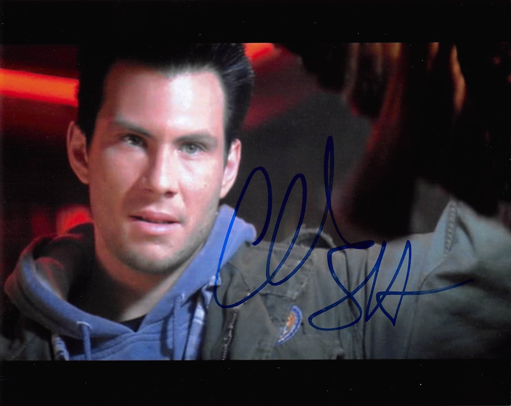 Christian Slater Signed Photo