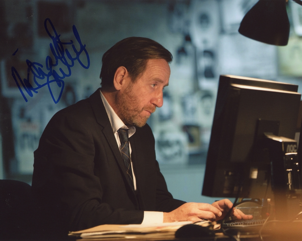 Michael Smiley Signed Photo
