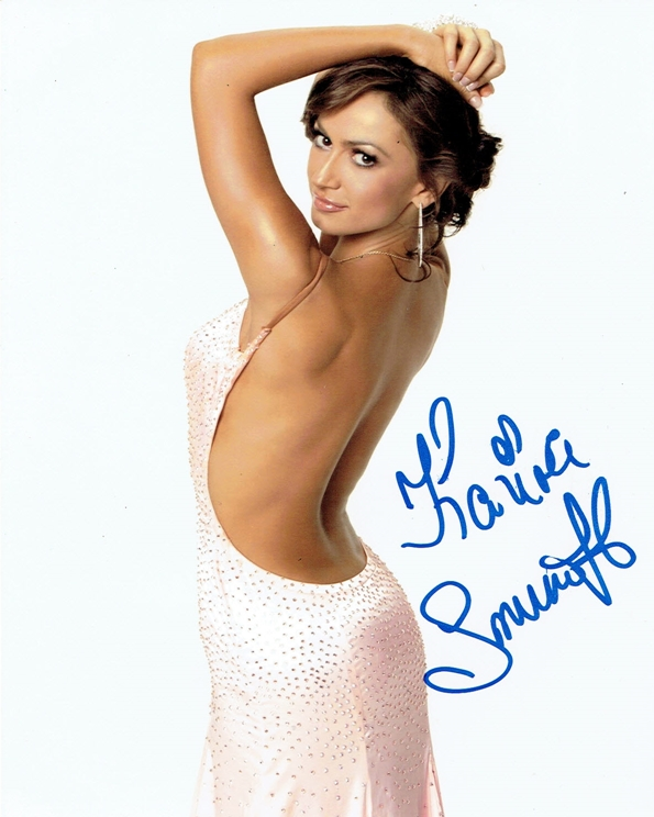 Karina Smirnoff Signed Photo