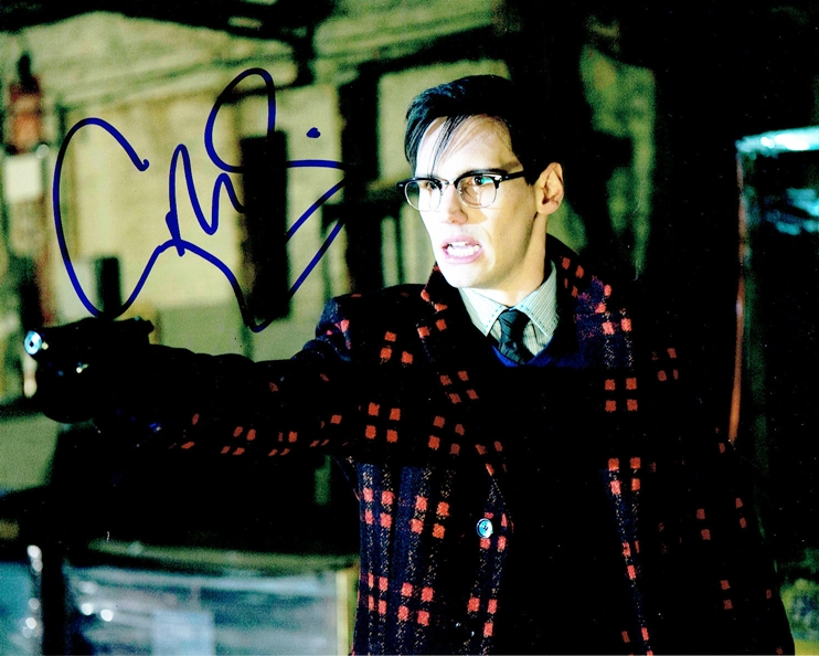 Cory Michael Smith Signed Photo