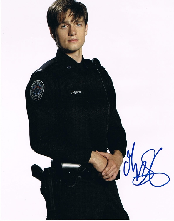 Gregory Smith Signed Photo