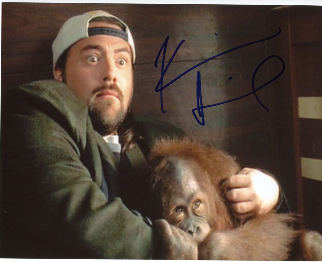 Kevin Smith Signed Photo