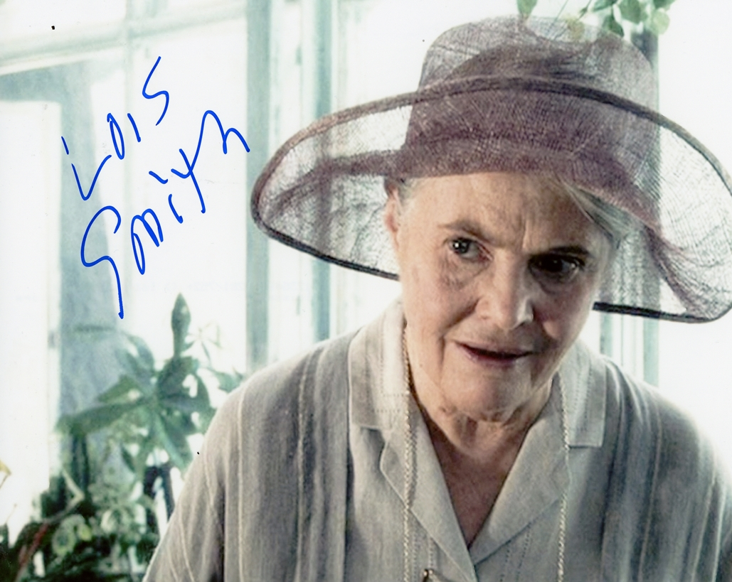 Lois Smith Signed Photo
