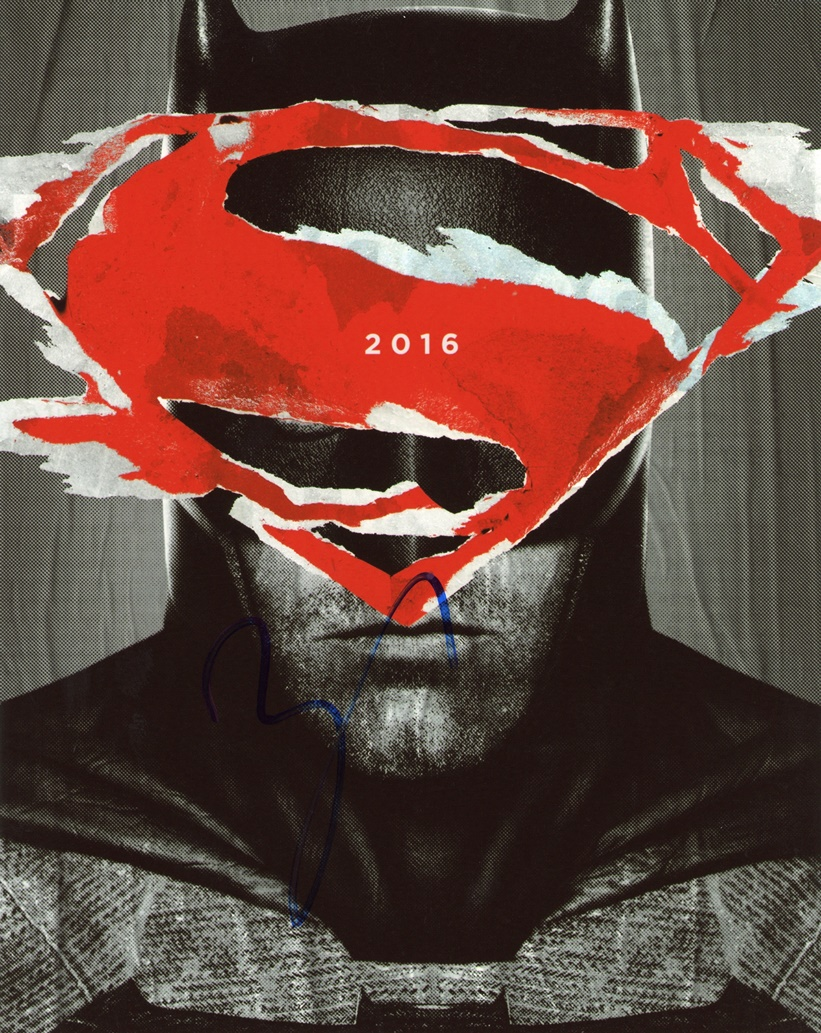 Zack Snyder Signed Photo