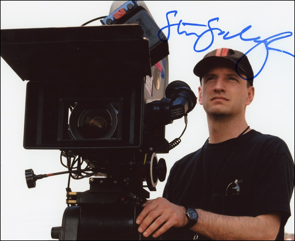 Steven Soderbergh Signed Photo