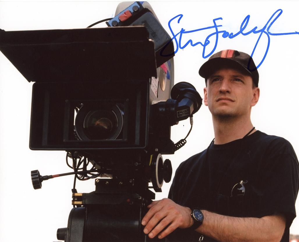 Steven Soderbergh Signed Photo