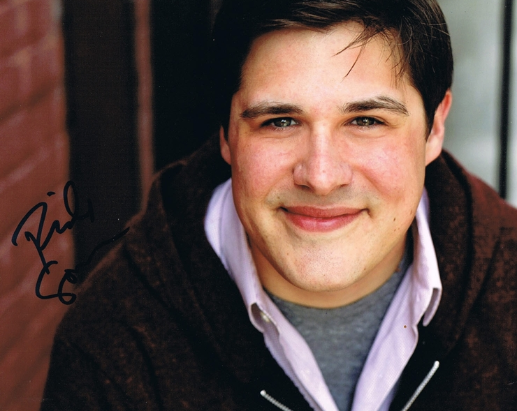 Rich Sommer Signed Photo