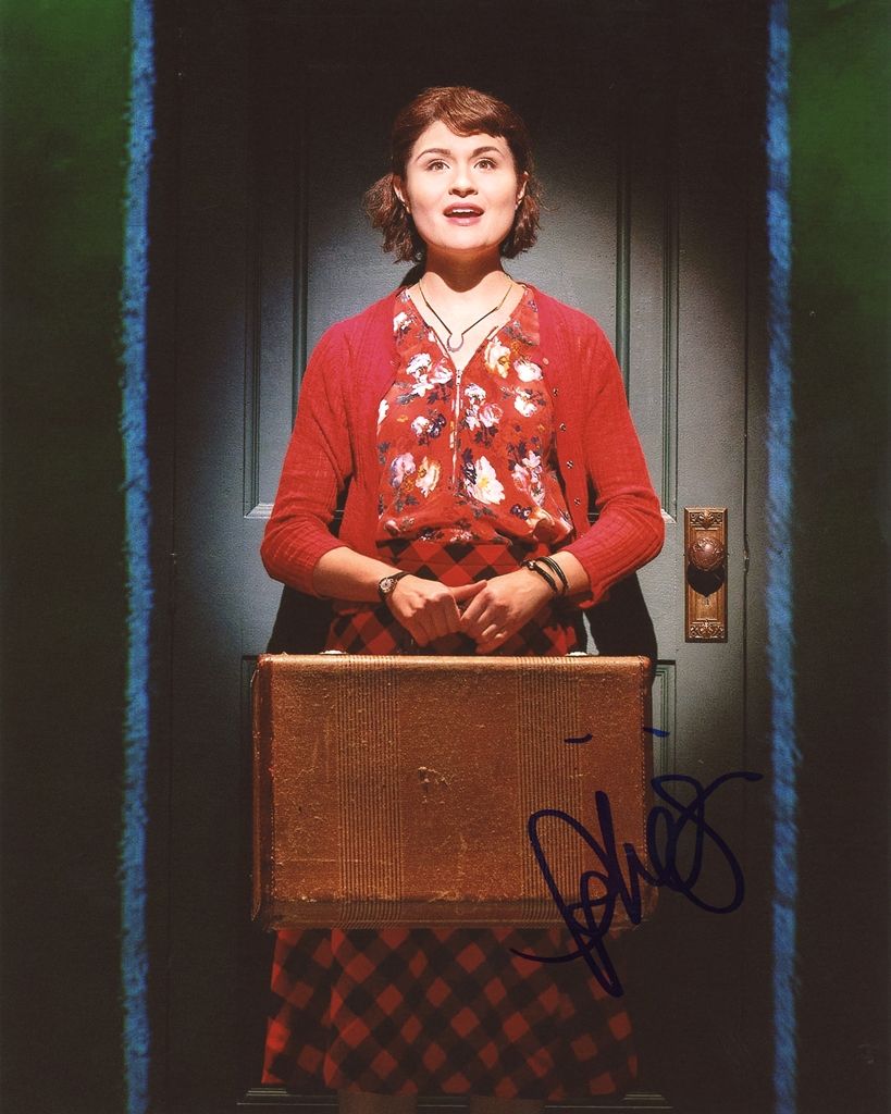 Phillipa Soo Signed Photo
