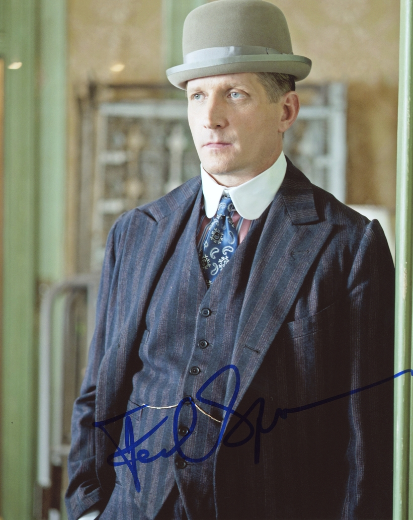Paul Sparks Signed Photo