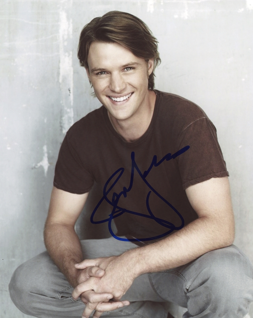 Jesse Spencer Signed Photo