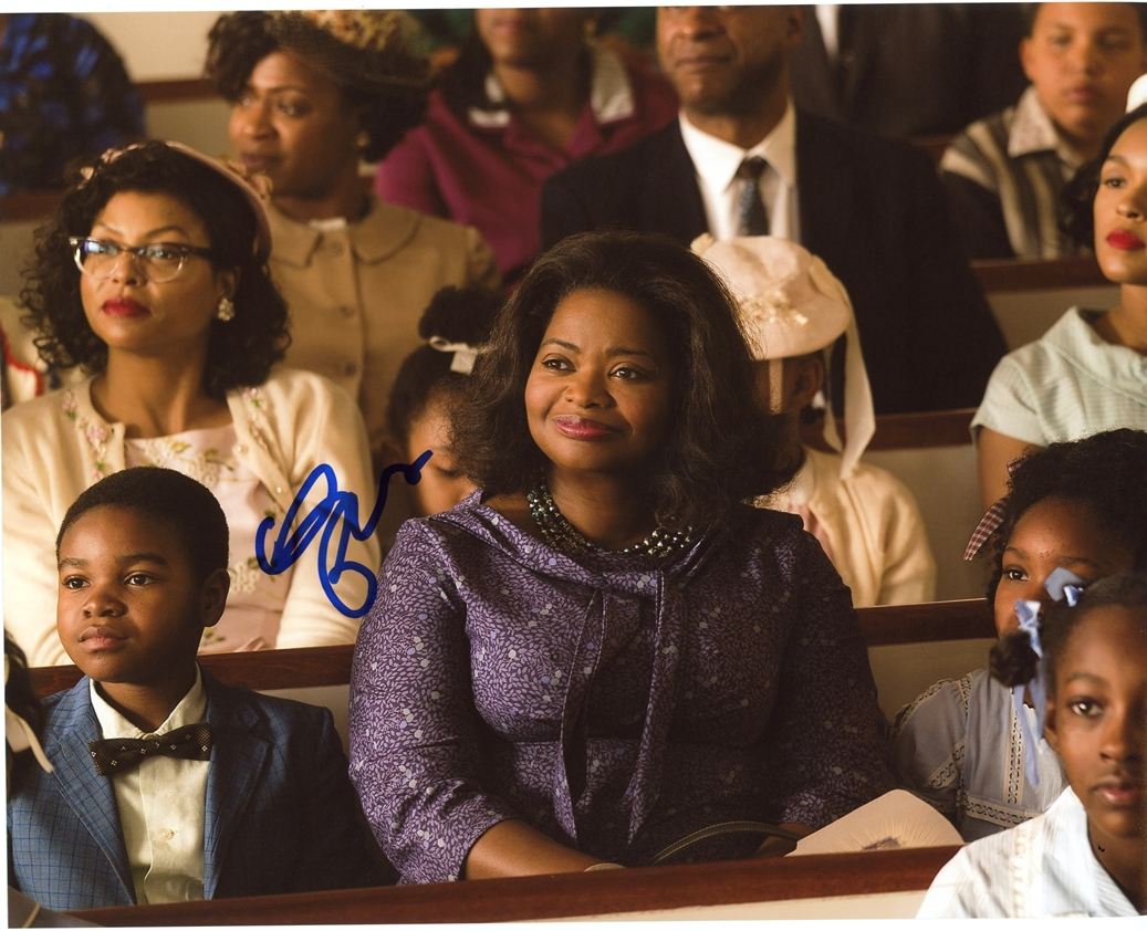 Octavia Spencer Signed Photo