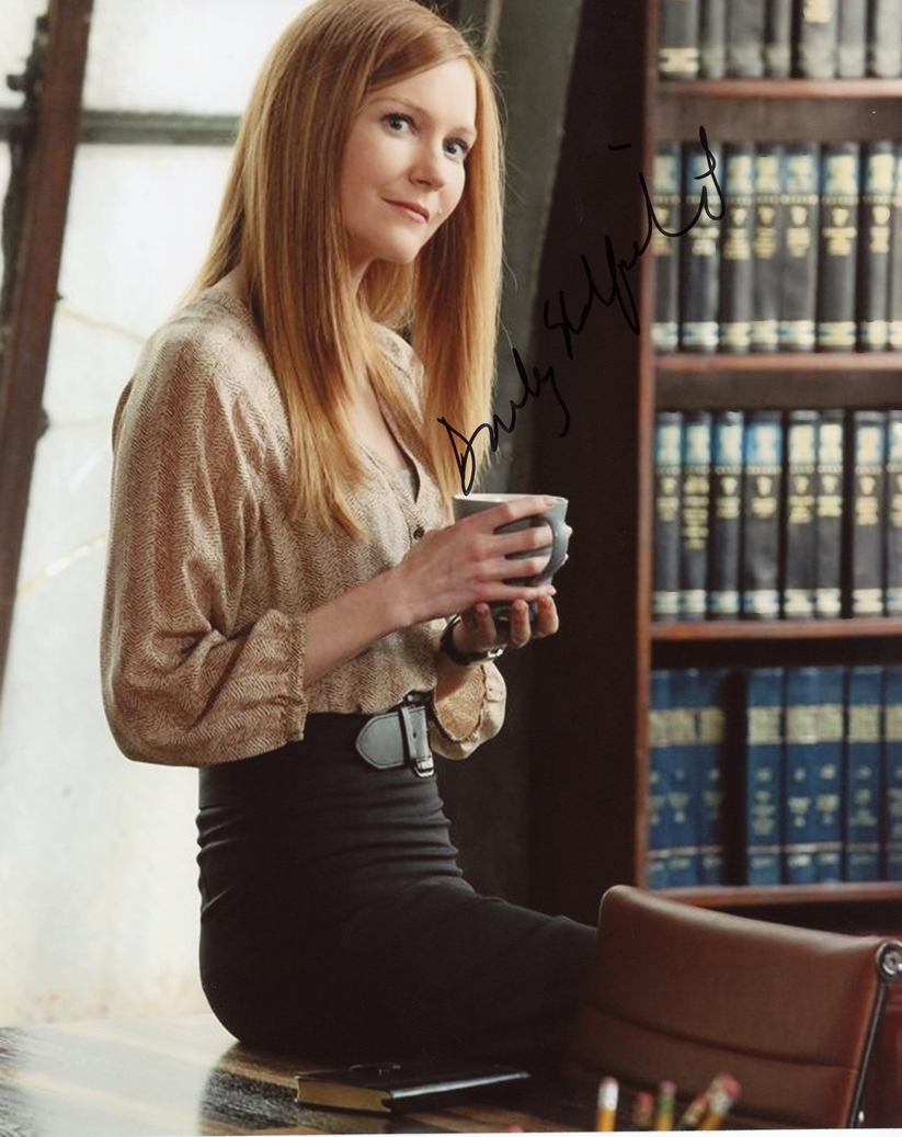 Darby Stanchfield Signed Photo