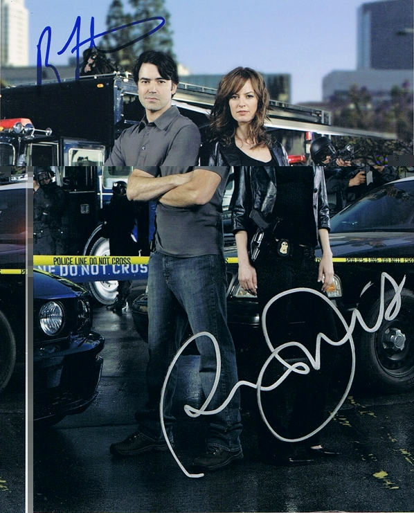 Standoff Signed Photo