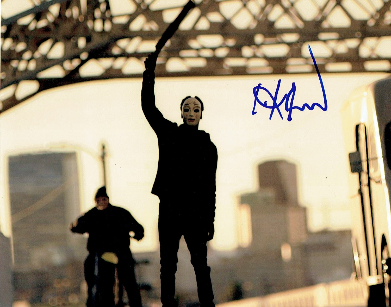 Keith Stanfield Signed Photo