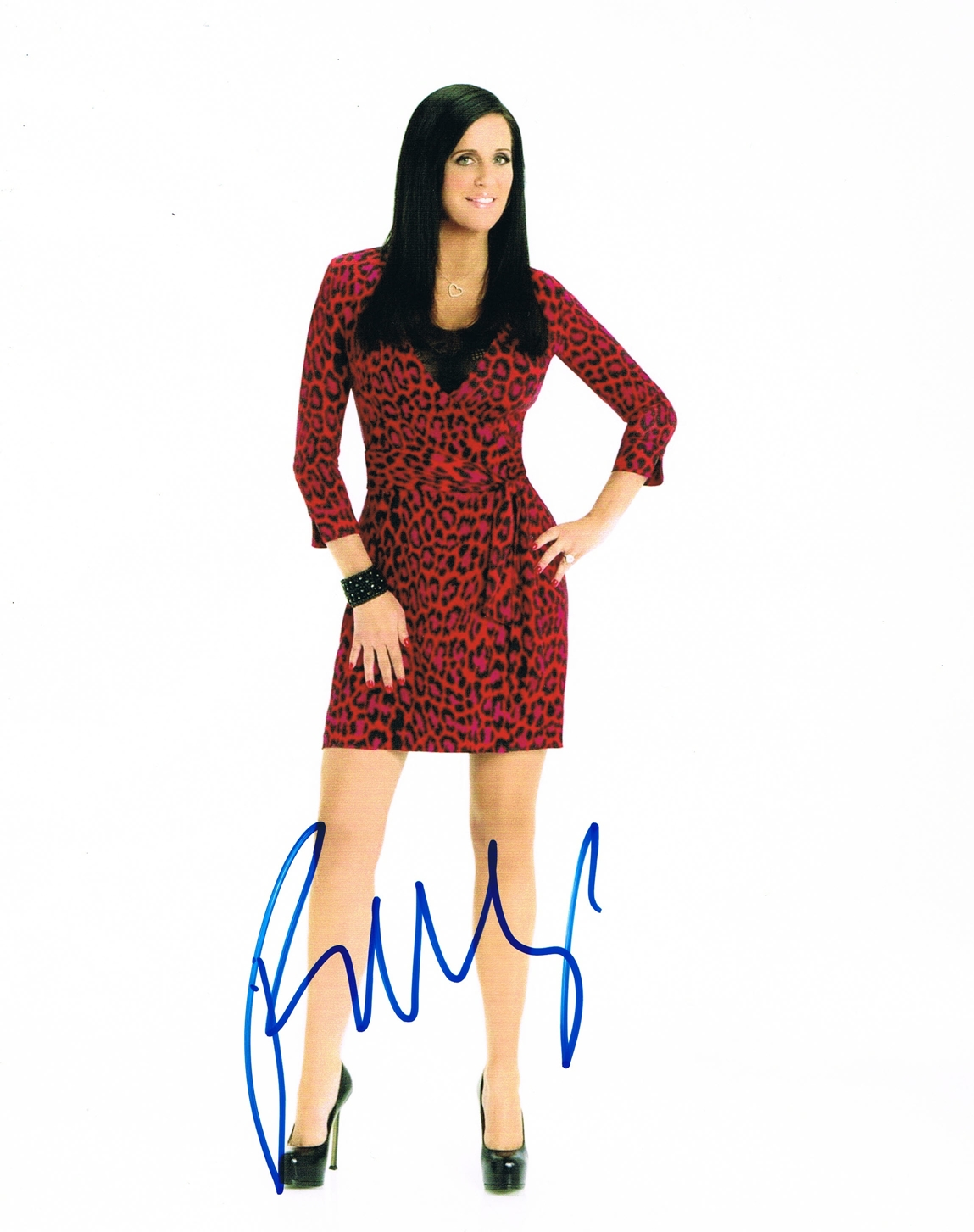 Patti Stanger Signed Photo
