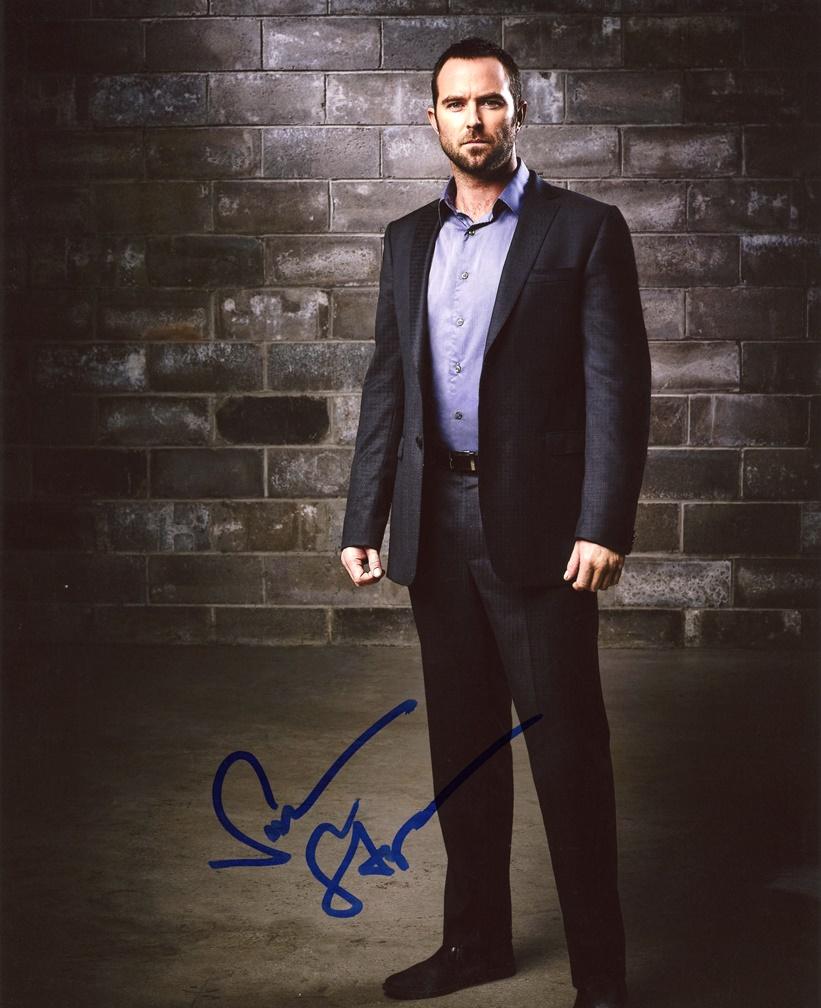 Sullivan Stapleton Signed Photo