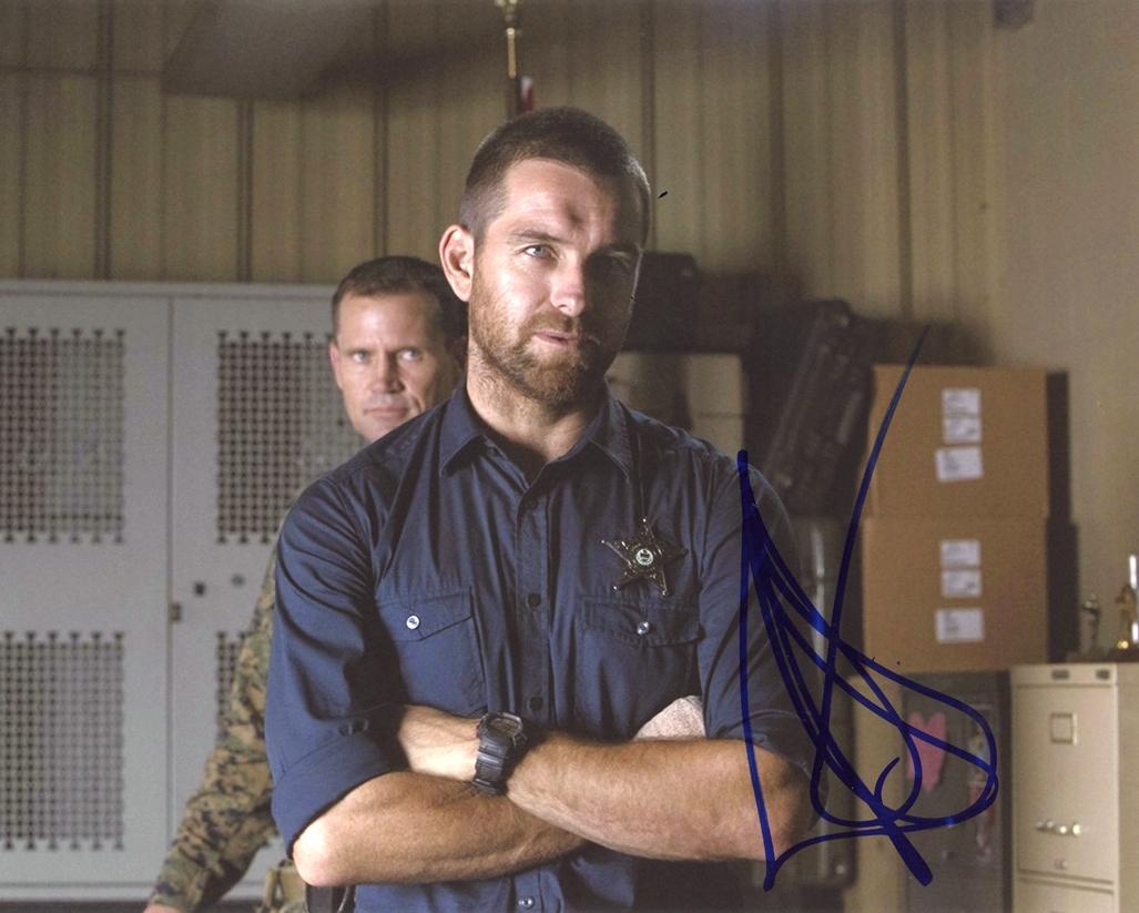 Antony Starr Signed Photo