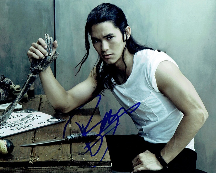 Booboo Stewart Signed Photo