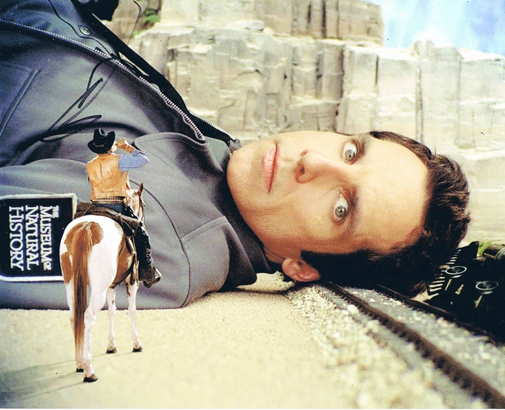 Ben Stiller Signed Photo