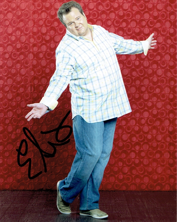 Eric Stonestreet Signed Photo