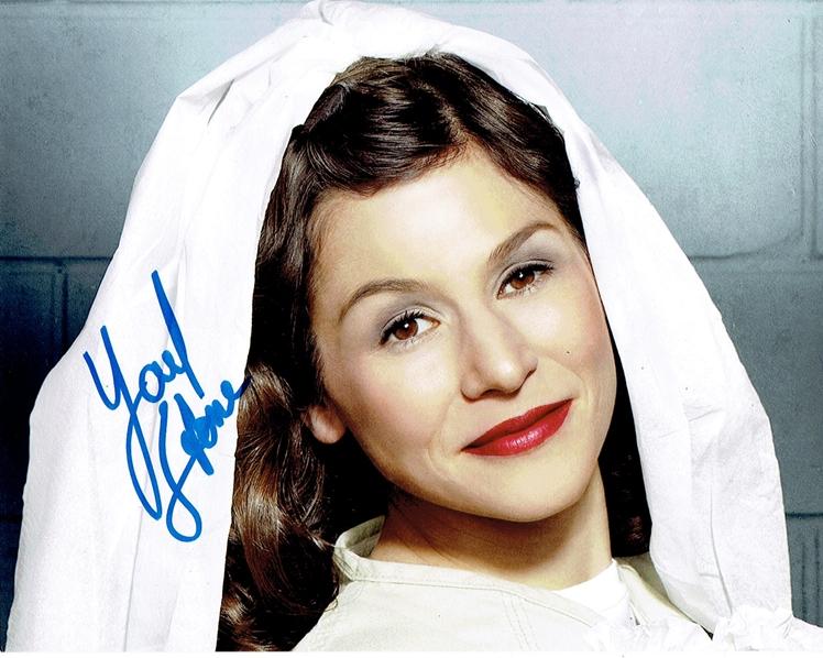 Yael Stone Signed Photo