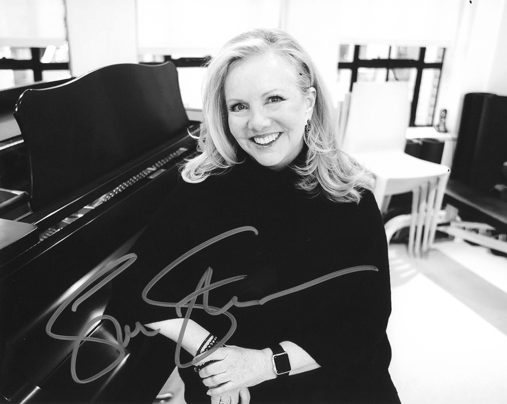 Susan Stroman Signed Photo