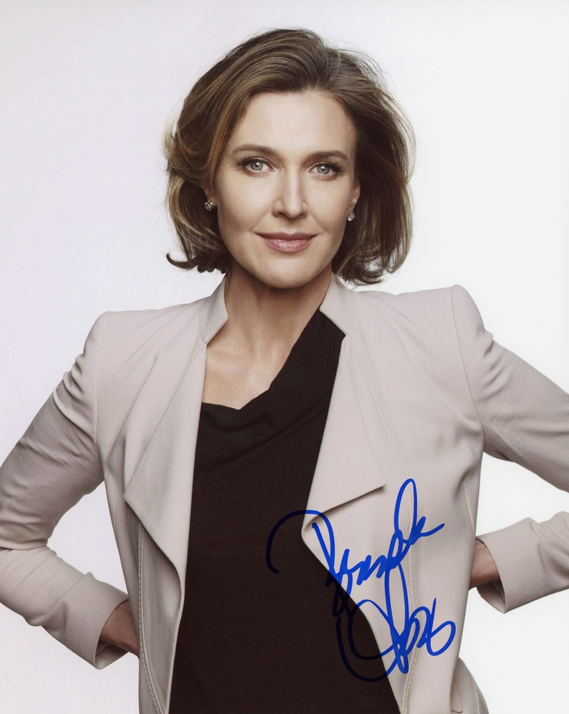 Brenda Strong Signed Photo