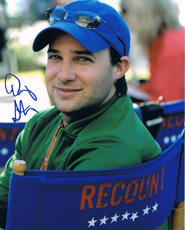 Danny Strong Signed Photo