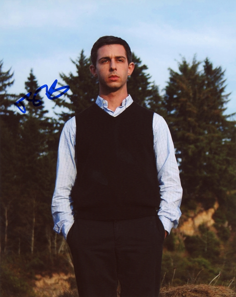 Jeremy Strong Signed Photo