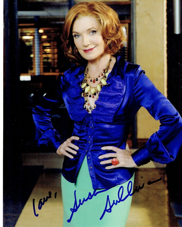 Susan Sullivan Signed Photo