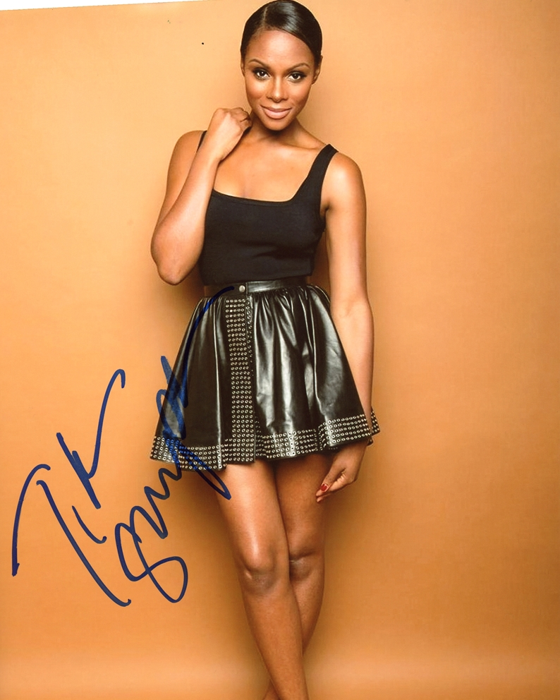 Tika Sumpter Signed Photo