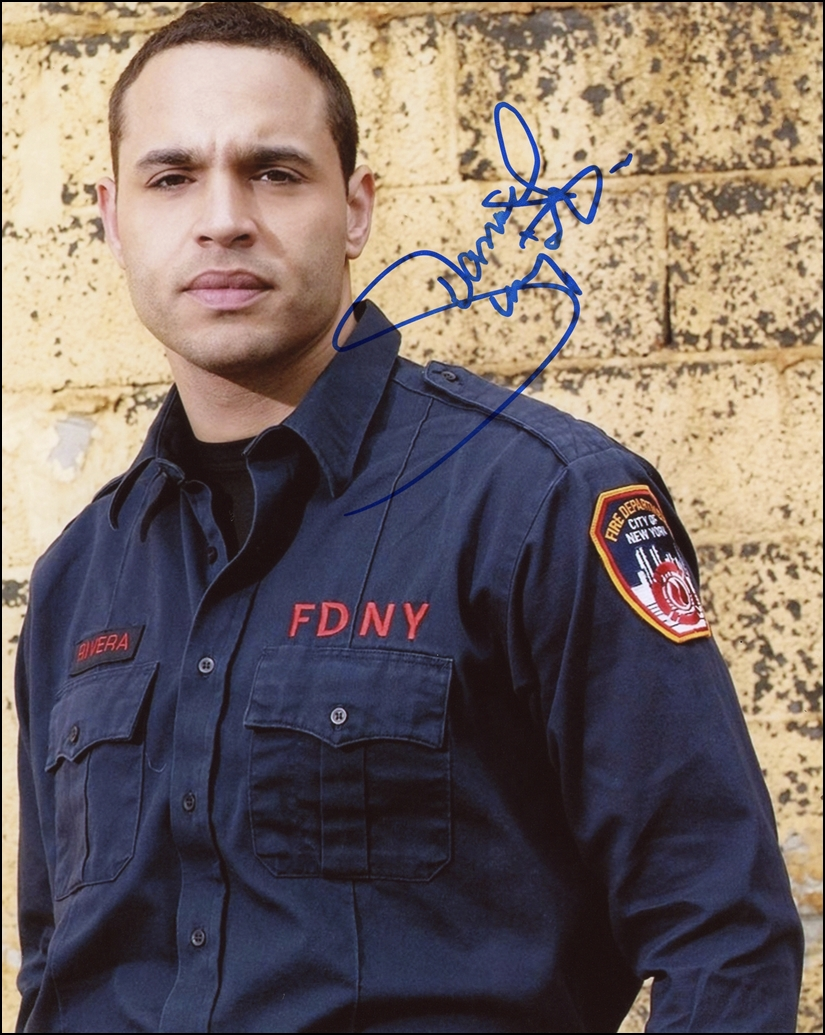 Daniel Sunjata Signed Photo