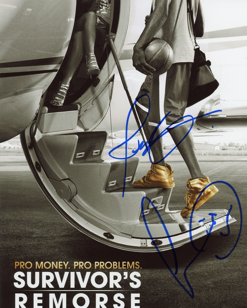 Survivor's Remorse Signed Photo