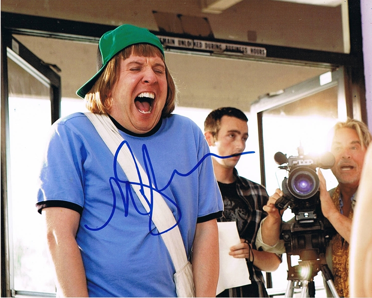 Nick Swardson Signed Photo