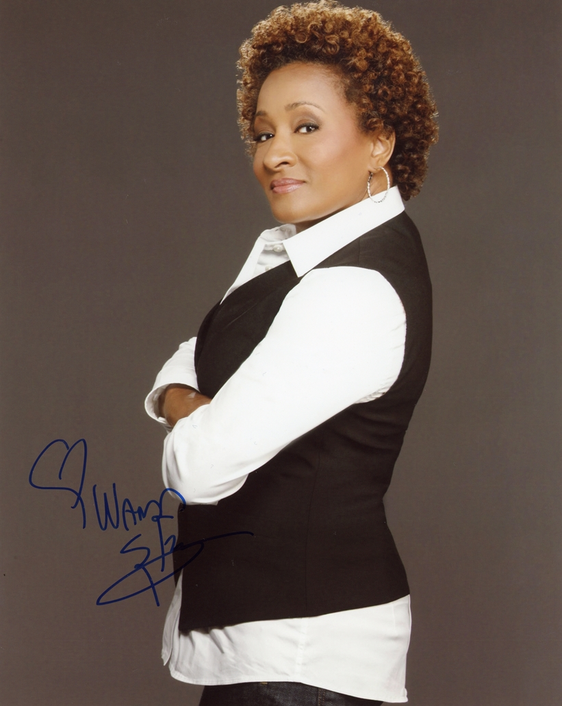 Wanda Sykes Signed Photo