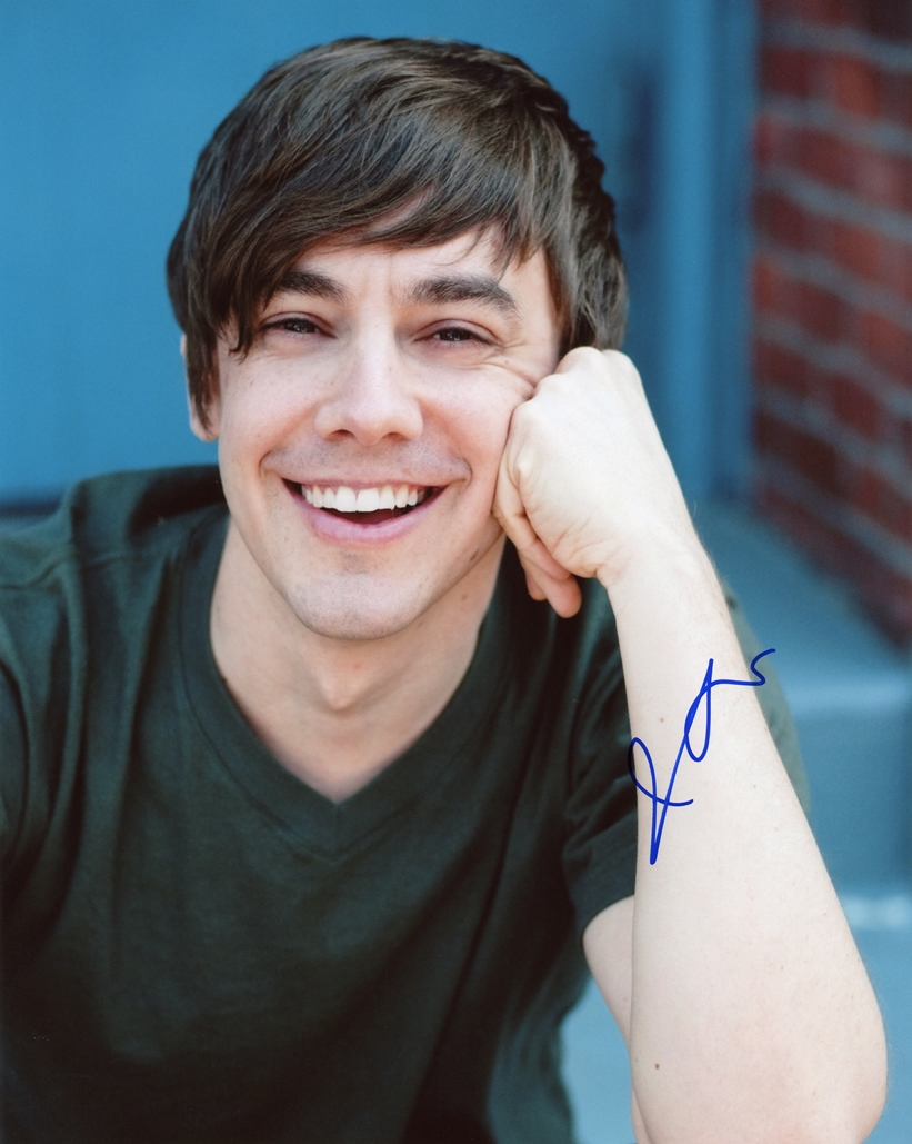 Jorma Taccone Signed Photo