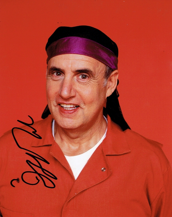 Jeffrey Tambor Signed Photo