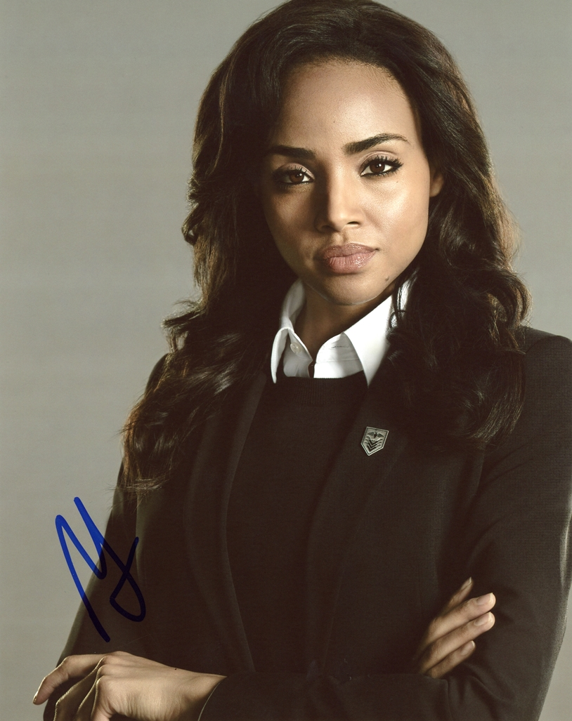 Meagan Tandy Signed Photo