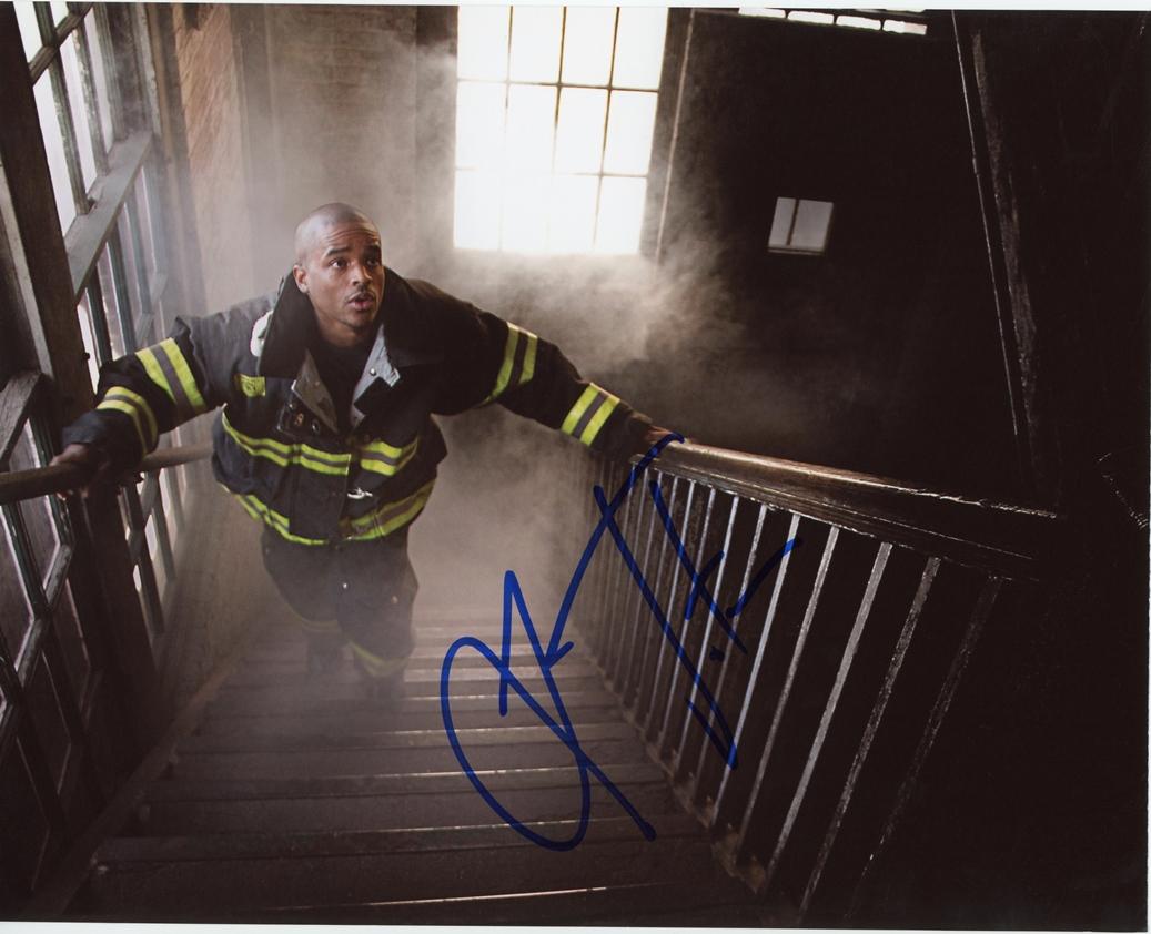 Larenz Tate Signed Photo