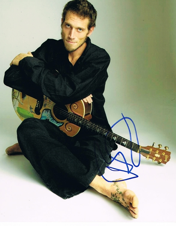 Ben Taylor Signed Photo