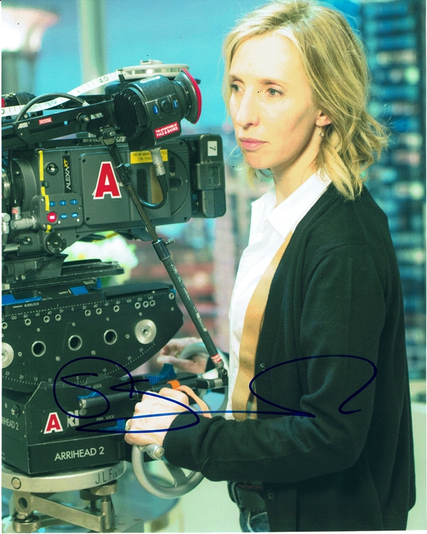 Sam Taylor-Johnson Signed Photo